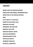 Página 1 do Whirlpool AWM 5150