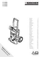 Kärcher K 4.600 T200 EU страница 1