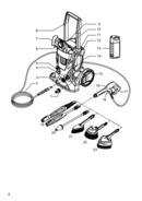 Kärcher K 4.600 T200 EU страница 2