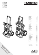 Kärcher K 6.250 T300 EU страница 1