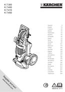 Kärcher K 7.400 EU sivu 1