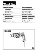 Makita HR2230 Seite 1