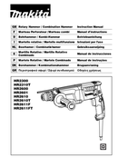Makita HR2600 side 1