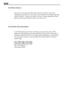 AEG BP9304151M sivu 2