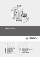 página del Bosch MES3000 1
