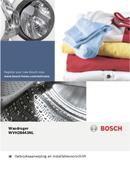 Bosch 8 Logixx WVH28443NL pagina 1