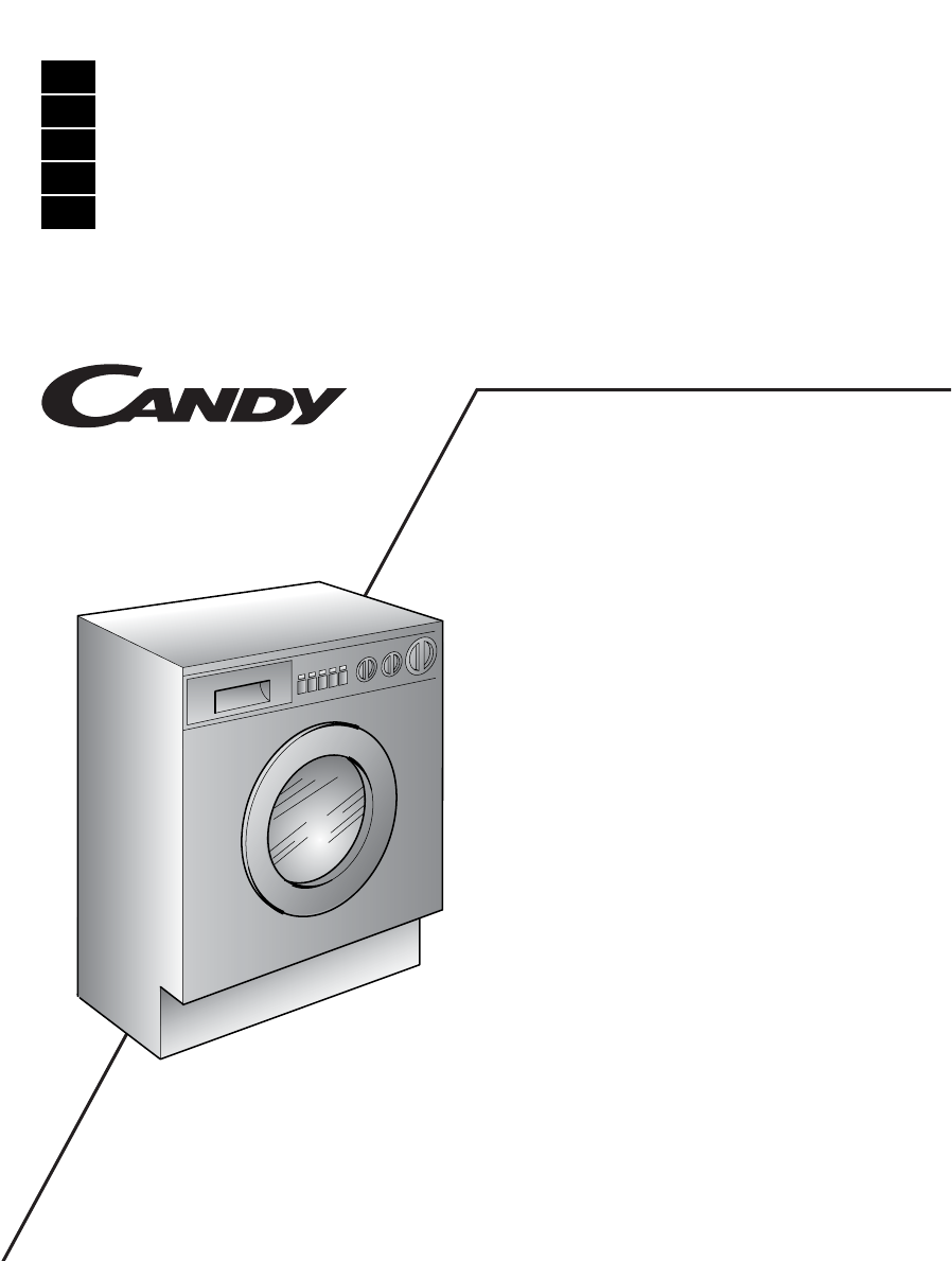 A Quelle Temperature Laver Le Lin candy ciw 100t manual