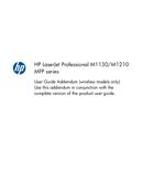 HP LaserJet Pro M1217NFW side 3