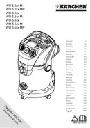 Kärcher WD 5.500 M sivu 1