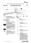 Página 4 do Whirlpool AWZ 3789 WP