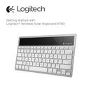 Logitech K760 sivu 1