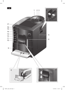 Bosch TES50129RW страница 3