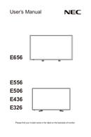 NEC E656 page 1