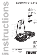 Thule EuroPower 916 page 1