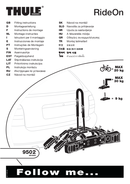 Thule RideOn 9502 page 1