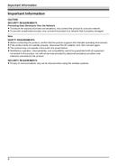 Panasonic KX-A406 page 4