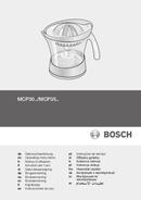 Pagina 1 del Bosch MCP3000