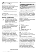 Pagina 3 del Bosch MCP3000