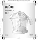 Braun MPZ 6 Multiquick 3 pagina 1