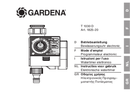 Gardena Watertimer T 1030 D side 1