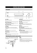 Yamaha T-S500 sivu 4