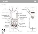 Pagina 2 del Fysic FM-9000