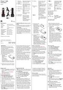 Página 1 do Doro Primo 406