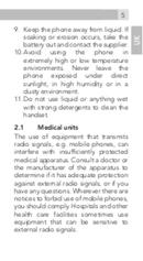 AEG Voxtel M405 sivu 5