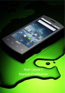 Acer Liquid E S100 sivu 1