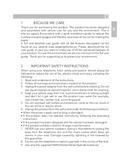 AEG Voxtel D505 sivu 3
