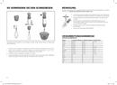 Solis Power Mixer Pro 830 pagina 4