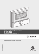 Pagina 1 del Bosch FW 200