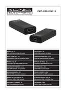 Konig CMP-USBHDMI10 side 1