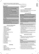 Página 5 do Clatronic CL 3672