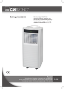 Página 1 do Clatronic CL 3542