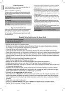 Página 4 do Clatronic CL 3639