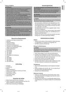 Página 5 do Clatronic CL 3639