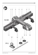 Página 3 do Bosch PLS 300