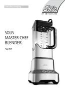página del Solis Master Chef 834 1