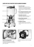 página del Solis Master Chef 834 3