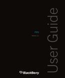 Pagina 1 del BlackBerry Priv STV100