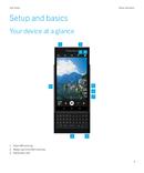 Pagina 5 del BlackBerry Priv STV100