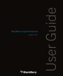 Pagina 1 del BlackBerry Leap STR100