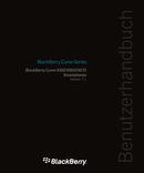 Pagina 1 del BlackBerry Curve 9350