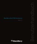 Pagina 1 del BlackBerry Bold 9790