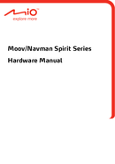 Página 1 do Mio Moov Spirit 500