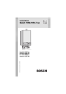 Bosch 28 HRS Top side 1
