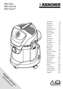 Kärcher WD 3.500 P страница 1