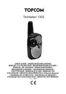 Topcom Twintalker 1302 sivu 1