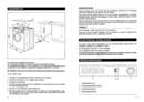 Indesit CD 170 page 3
